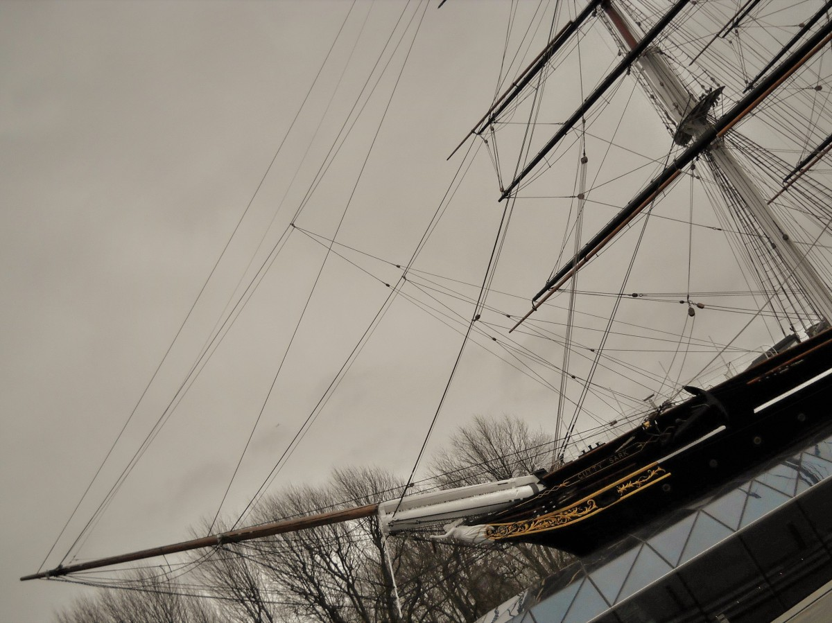 Greenwich: Il CuttySarck